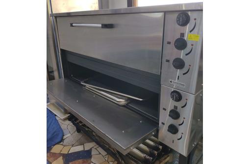 Шкаф жарочно-пекарский эшп-2с, оцинкованный - Оборудование для HoReCa в Алуште