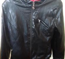 кожаная куртка женская - Женская одежда в Севастополе