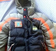 куртка на мальчика - Одежда, обувь в Севастополе