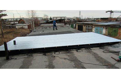 Полный, частичный ремонт крыши.Кровля гаража. - Кровельные работы в Севастополе