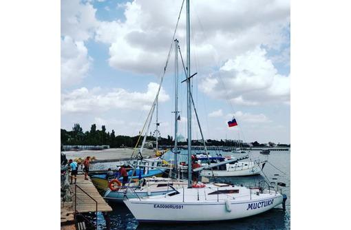 """Прогулки на яхте """"Мистика"""", фото — «Реклама Евпатории»"""