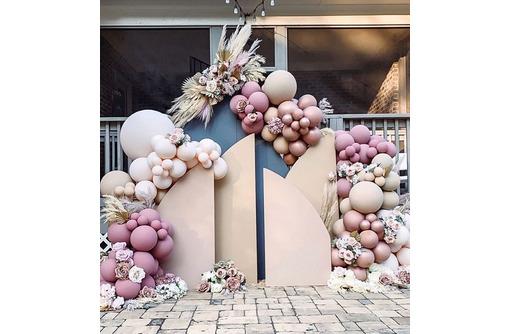 Оформление шарами - Свадьбы, торжества в Севастополе