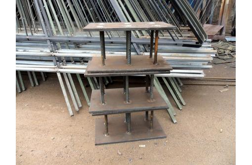 Решетки лестницы ворота  навесы нестандартные металлоконструкции  закладные армокаркасы - Металлические конструкции в Севастополе