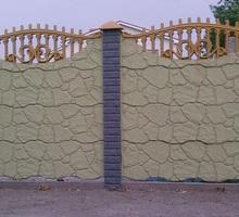 Еврозабор в Крыму - Заборы, ворота в Белогорске