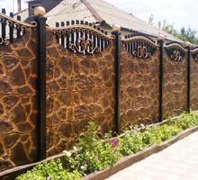 Еврозабор усиленный в Евпатории - Заборы, ворота в Евпатории