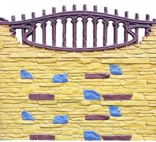 Еврозабор усиленный в Белогорске - Заборы, ворота в Белогорске