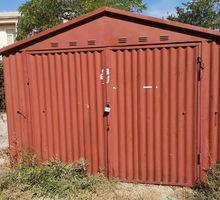 Металлический гараж без места от собственника - Продам в Симферополе