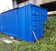 Куплю контейнер 20 футов - Куплю в Симферополе