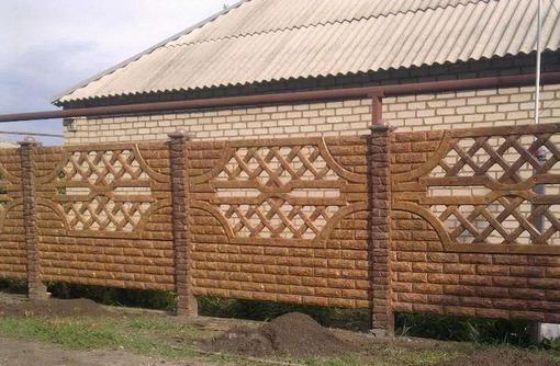 Еврозабор в Алуште и в Крыму - Заборы, ворота в Алуште