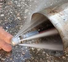 Прочистка канализации устранение засоров механическим, гидродинамическим способом, телеинспекция. - Сантехника, канализация, водопровод в Джанкое