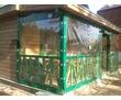 Шторы ПВХ прозрачные рулонные, фото — «Реклама Севастополя»