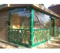 Шторы ПВХ прозрачные рулонные - Окна в Севастополе