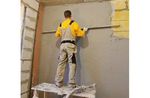 Для работы в Крыму требуется бригада отделочников с опытом работы - Строительство, архитектура в Саках