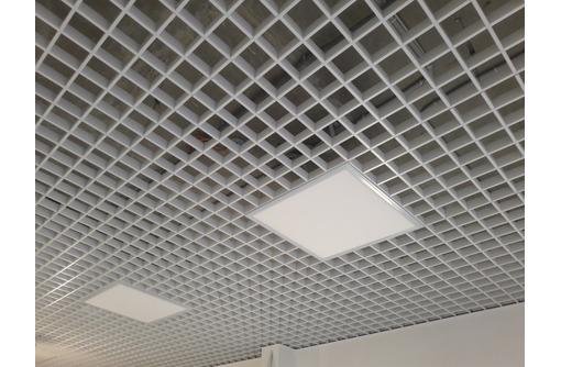 Потолок Грильято Классический, фото — «Реклама Севастополя»