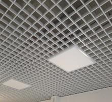 Потолок Грильято Классический - Ремонт, отделка в Севастополе