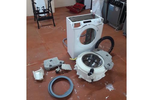 Ремонт, подключение стиральных и посудомоечных машин, фото — «Реклама Евпатории»