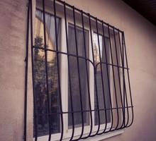 Делаем оконные решётки - Металлические конструкции в Севастополе