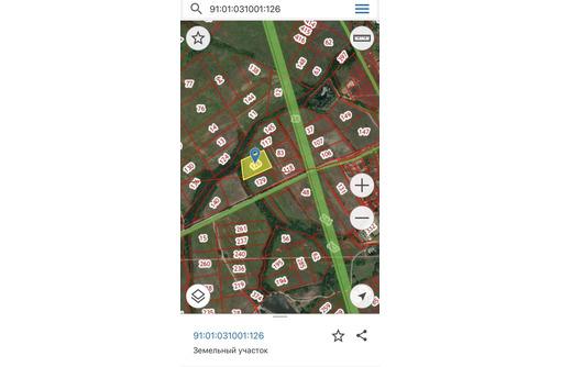 Продается участок, 162,3 сот., село Орлиное, Байдарская долина - Участки в Севастополе