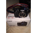 Canon eos 80 d   фотоаппарат - Цифровые  фотоаппараты в Севастополе