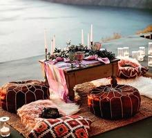 Декорации и потрясающий ужин! - Свадьбы, торжества в Ялте