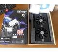 Видеокарта Sapphire Nitro+ OC Overlook RX580\ пломбы - Комплектующие и запчасти в Евпатории