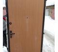 Дверь входная металлическая б/у в хорошем состоянии - Двери входные в Севастополе
