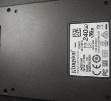 продам SSD kingston 240G A400 - Комплектующие и запчасти в Севастополе