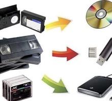 Оцифровка видеокассет перезапись - Фото-, аудио-, видеоуслуги в Севастополе