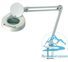 Лампа-лупа НА СТРУБЦИНЕ 3-Х КРАТНАЯ ( лампочка Т5) - Косметика, парфюмерия в Симферополе