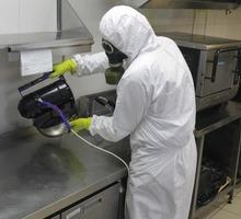 Обработка тараканов Холодным туманом в Старый Крым - Клининговые услуги в Старом Крыму
