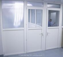 Офисные перегородки из ПВХ и стекла - красиво и не дорого! - Межкомнатные двери, перегородки в Гурзуфе