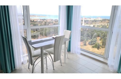 Апартаменты  Парк-Отель с видом на море на парк  на фонтан и на город на Фадеева 48, фото — «Реклама Севастополя»