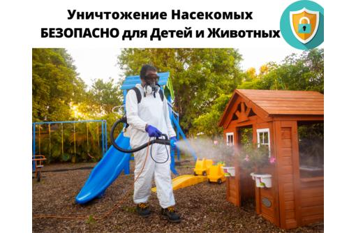 Обработка клопов холодным туманом в Черноморском - Клининговые услуги в Черноморском