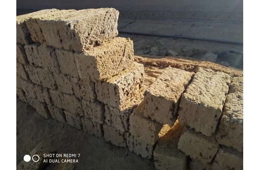 Камень Ракушечник от производителя - Кирпичи, камни, блоки в Саках