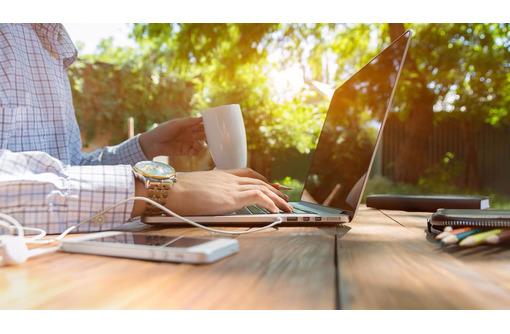 Онлайн консультант на дому - Работа на дому в Саках