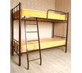 Кровати на металлокаркасе, двухъярусные, односпальные для хостелов, гостиниц - Мебель для спальни в Крыму