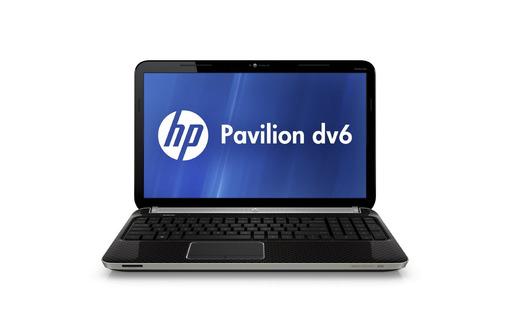 Ноутбук HP Pavilion dv6, фото — «Реклама Севастополя»