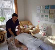 Мануальная терапия, остеопатия, массаж, коррекция позвоночника - Массаж в Евпатории