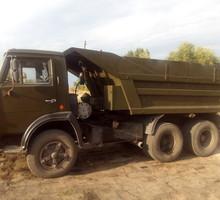Материалы для строительства с доставкой - Сыпучие материалы в Севастополе