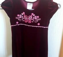 платье бархатное новое - Одежда, обувь в Севастополе