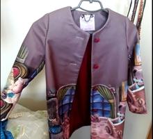 пальто весенне Стильняшка Stilnyashka 128см - Одежда, обувь в Севастополе
