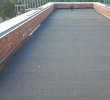 Ремонт крыш -еврорубероид - Кровельные работы в Судаке