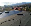 Ремонт крыш, еврорубероид - Кровельные работы в Крыму