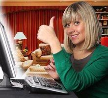 Подработка для женщин в декрете - Работа на дому в Севастополе