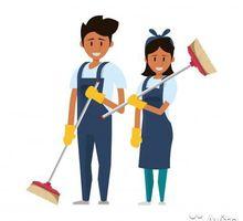 Требуются уборщики - Рабочие специальности, производство в Евпатории