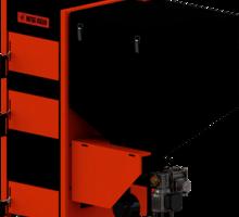 Отопление пеллетным котлом Metal-fach - Газ, отопление в Феодосии