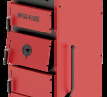 Комплект полуавтоматического котла Metal-Fach SMART MAXI - Газ, отопление в Феодосии