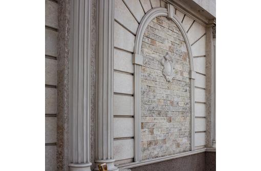 Травертин, камень для фасада. Плиты полированные. - Кирпичи, камни, блоки в Севастополе
