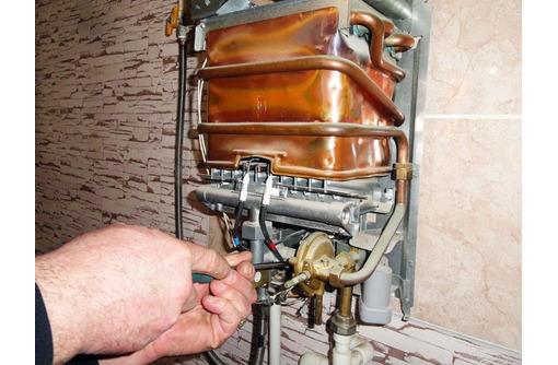 Обслуживание и ремонт газовых котлов, колонок, фото — «Реклама Евпатории»