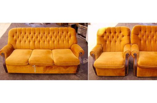 Перетяжка,  ремонт, сборка, реставрация мебели любой сложности, фото — «Реклама Евпатории»